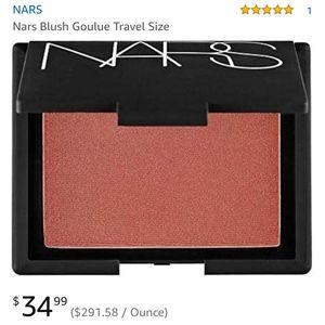 NARS Blush Goulue travel size